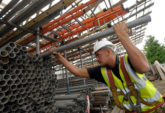 Scaffold Supply Hire Erect Scaffolding Services
