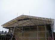 Temp Roof St Church Barnoldswick (1)