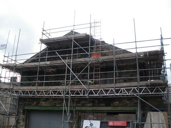 Grade 2) Listed Building 2 / Portfolio / Mitchells Scaffolding Ltd ...