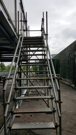Tem Fire Exit Stairs Chorley (1)