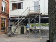 Tem Fire exit stairs Chorley (3)